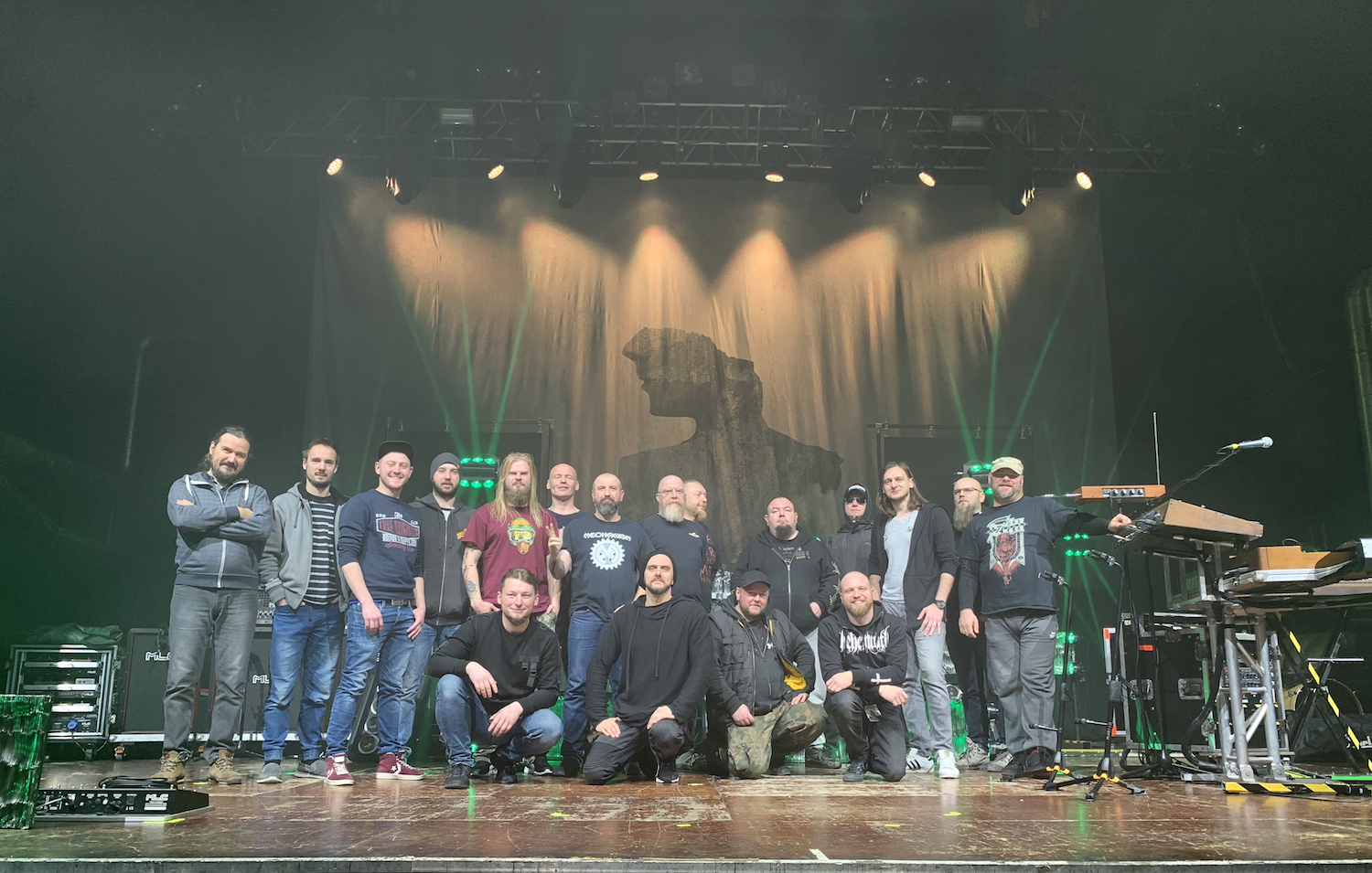 Wasteland Tour 2018 has ended