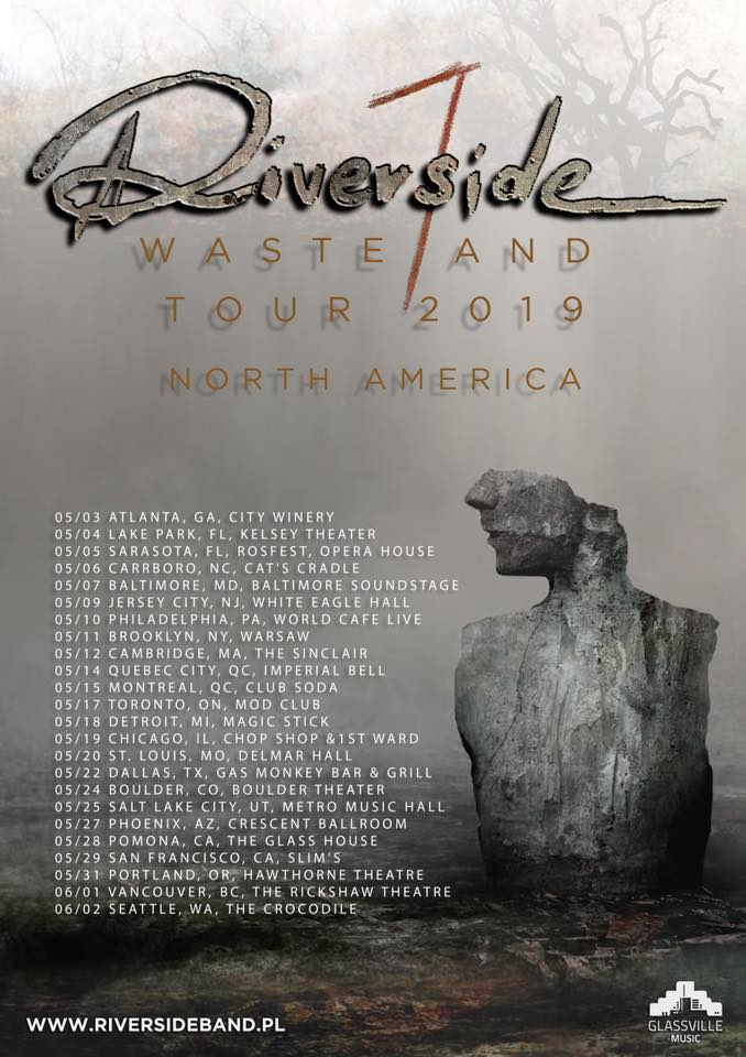 North America Wasteland Tour 2019