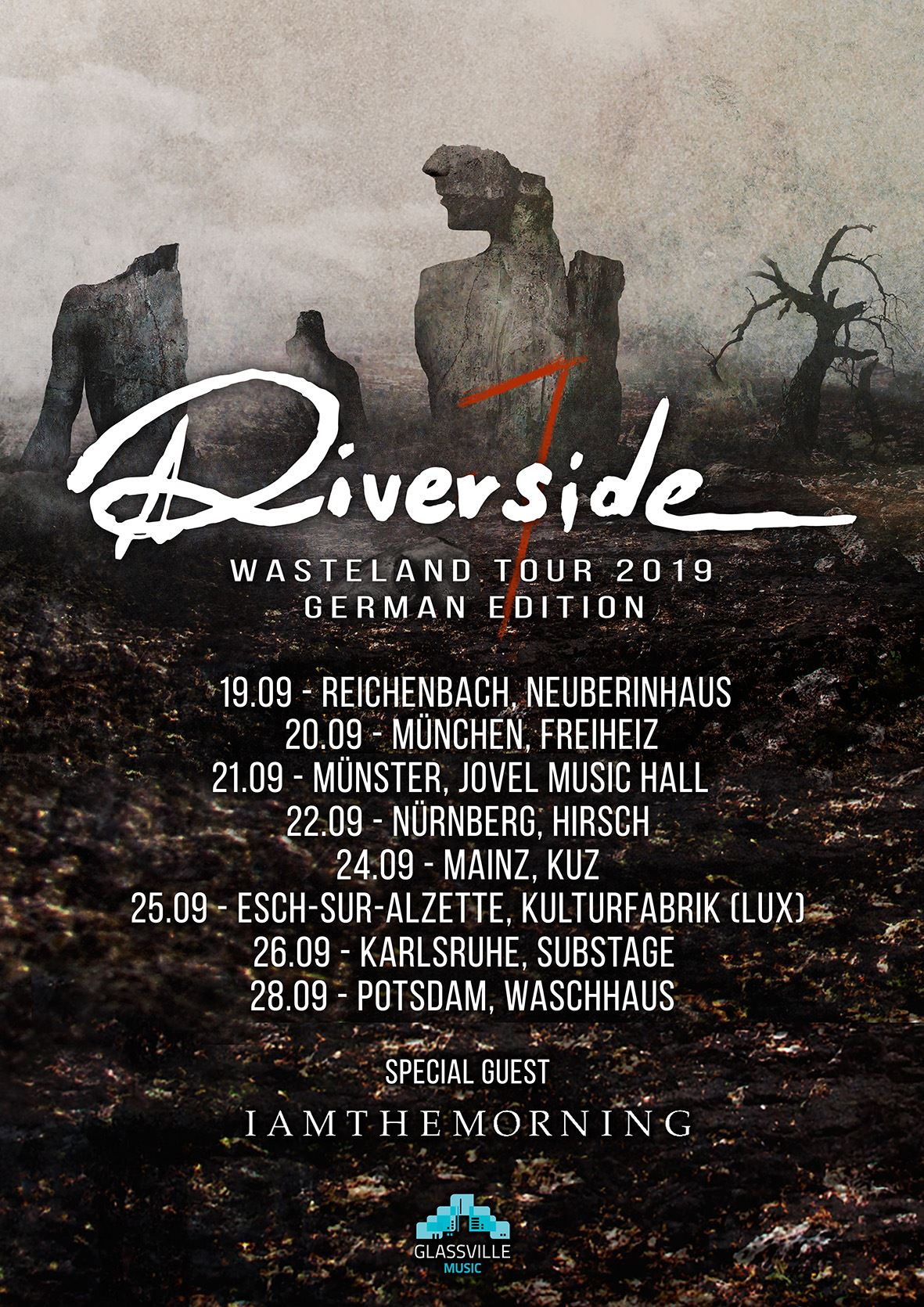 Wasteland Tour - German Edition 2019