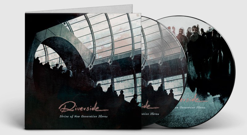 Shrine of New Generation Slaves on picture disc LP