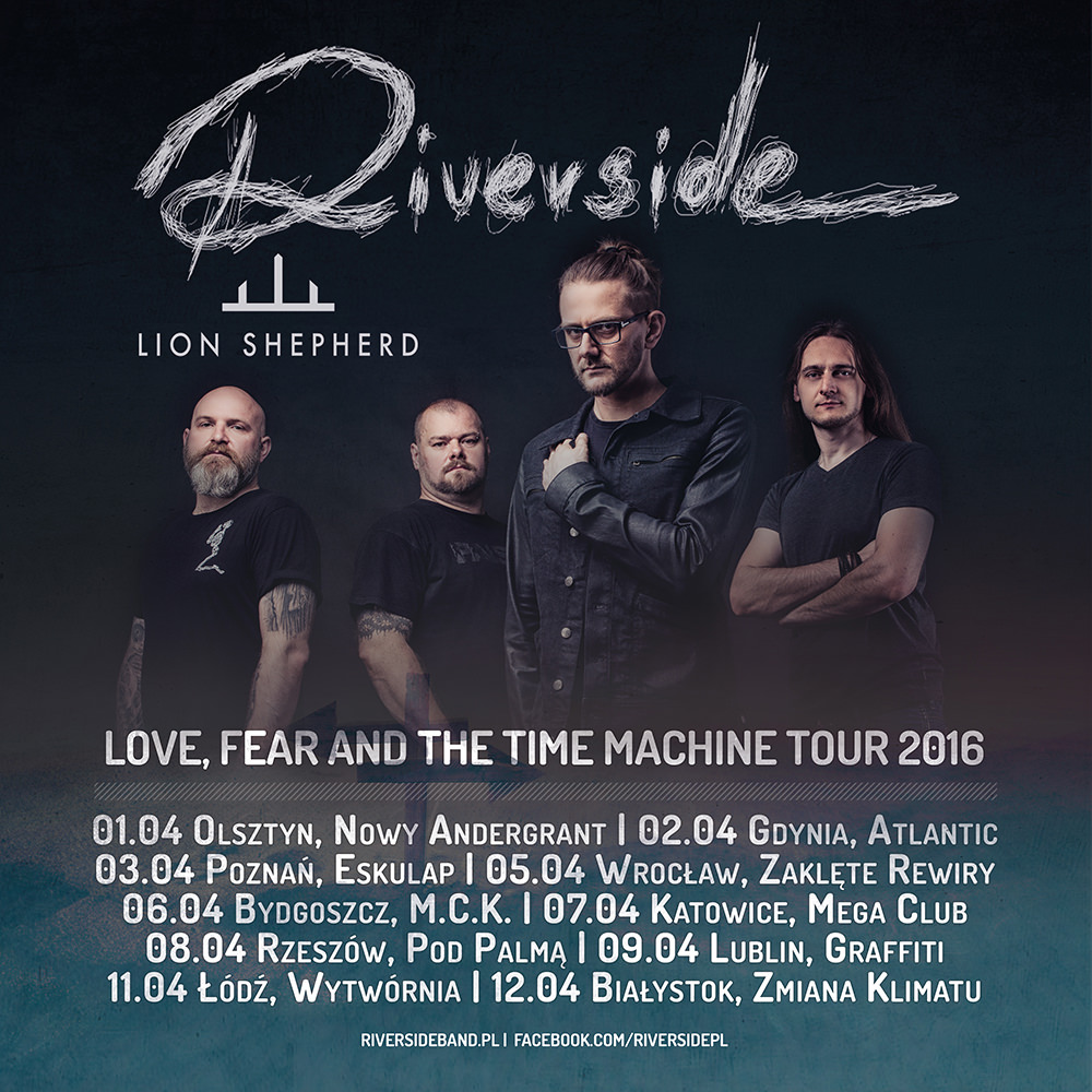 Love, Fear and The Time Machine Tour 2016