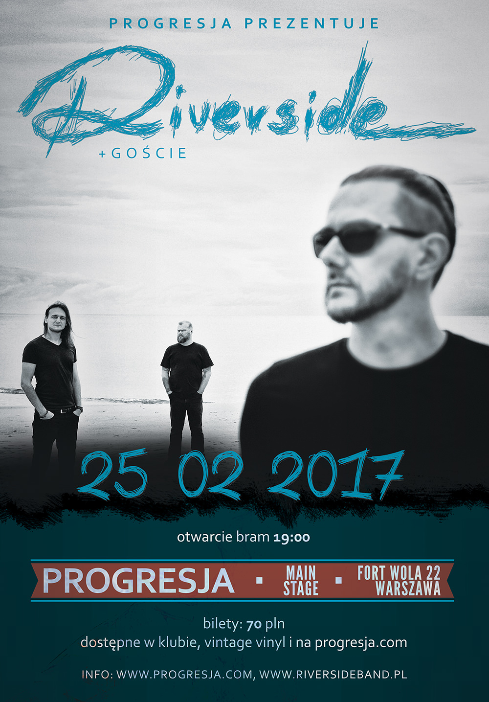 February 25th - Progresja - concert